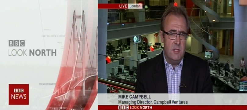 Mike on Look North